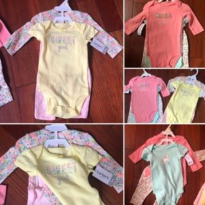 NWT Kids Carter's 3 Month Outfits